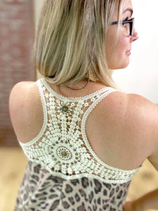 Out and About Crochet Tank