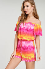 Load image into Gallery viewer, Summer Sunset Romper
