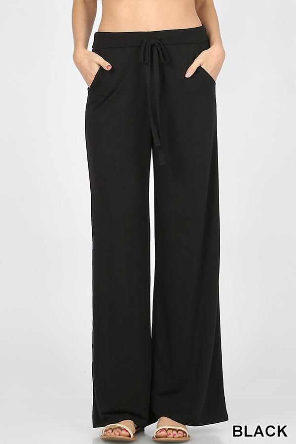 The Ultimate Lounge Pants in Black