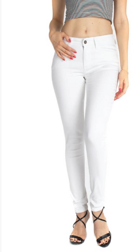 Nature Denim White Jeans