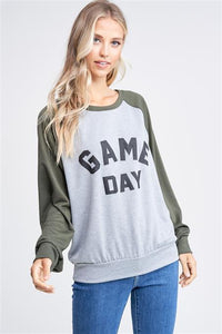 Let's Go! Game Day Tee
