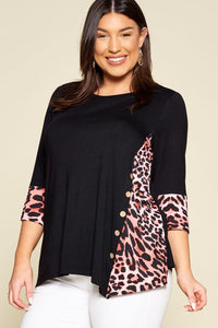 Set Me Apart Side Button Top