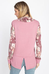 Very Berry Springtime Pullover