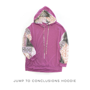 Jump To Conclusions Hoodie