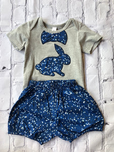 Bunny Outfit- Blue