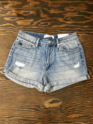 KanCan High-Waisted Shorts