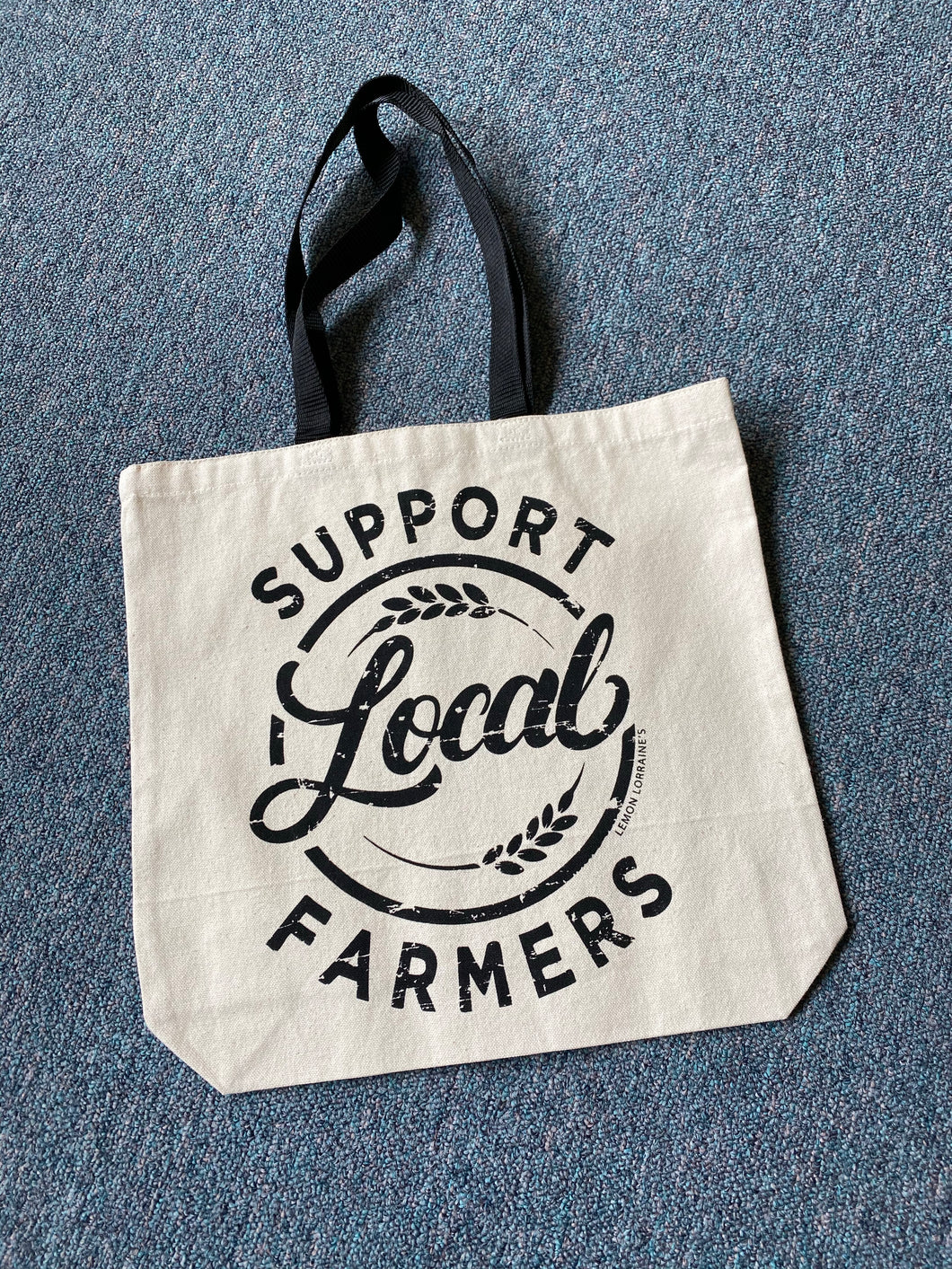 Support Your Local Farmer Tote