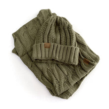 Load image into Gallery viewer, My Olive Beanie