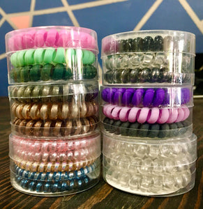 Hotline Hair Ties - Pack of 3
