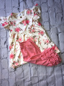 Floral Outfit Set