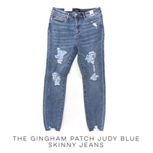 Load image into Gallery viewer, The Gingham Patch Judy Blues Skinny Jeans
