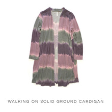 Load image into Gallery viewer, Walking on Solid Ground Cardigan