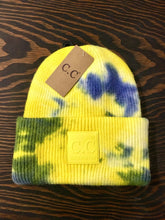 Load image into Gallery viewer, Tie Dye CC Beanie