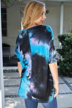 Load image into Gallery viewer, The Twilight Tie Dye Top