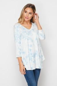 Tastefully Tie Dyed Top