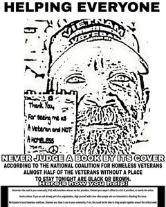 Blacks Are Patriots II There shouldn't be ANY Homeless Veterans