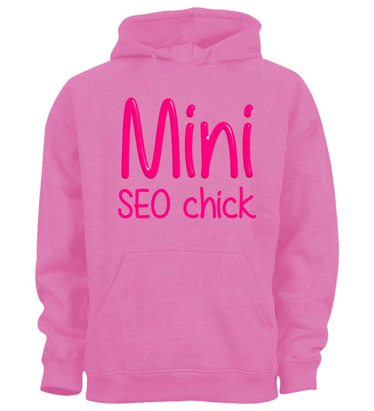 Mini SEO Chick - Children's Hoodie