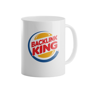 Backlink King - Original Mug