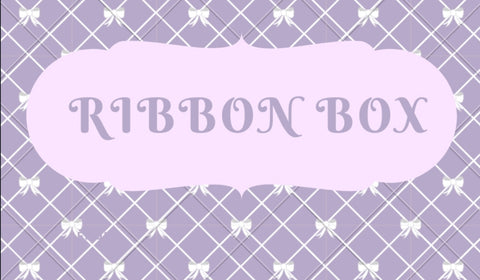 MIXED RIBBON BOXES