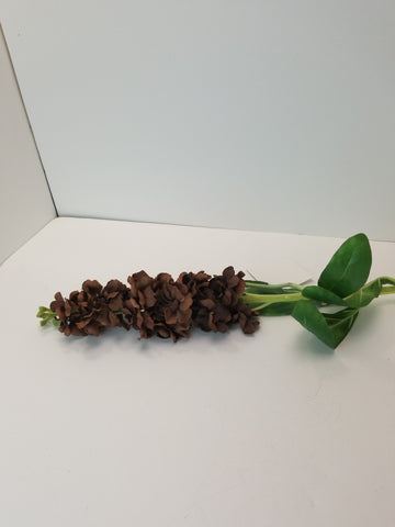 "26"" BROWN STEM FLORAL"