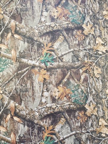 "STAHLS CAD-CUT HTV VINYL  20"" X 12"" SHEET REALTREE EDGE"