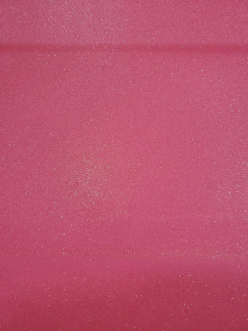 17 X 23 GLITTER FOAM SHEET HOT PINK