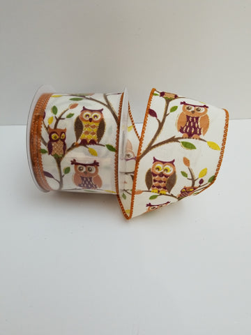 FALL OWL 2.5X10 YD
