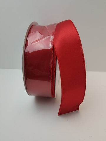 SATIN VALUE RED 2.5X50
