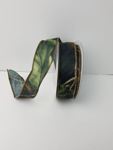 CAMO RIBBON 1.5X12yd