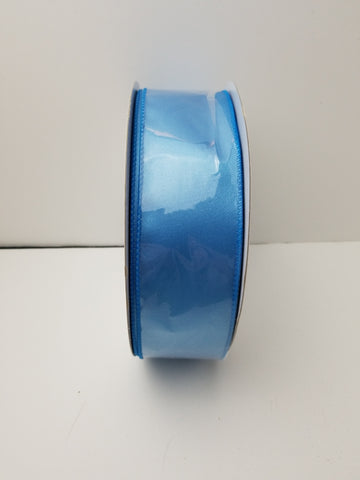 SATIN VALUE LIGHT BLUE 2.5X50