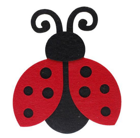 "12"" LADY BUG ATTACHMENT"