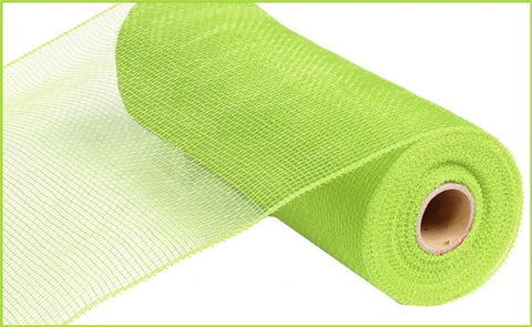 "10"" X 10 APPLE GREEN VALUE MESH"