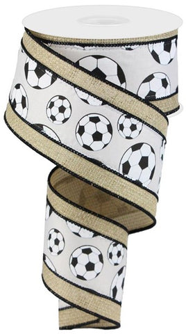 "2.5""X10yd Soccer W/Cross Royal"