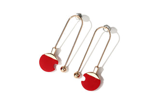 Ping Pong Earrings