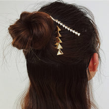 Fish Bone Hair Pin
