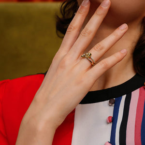 What's Your Secret? Index Finger Ring