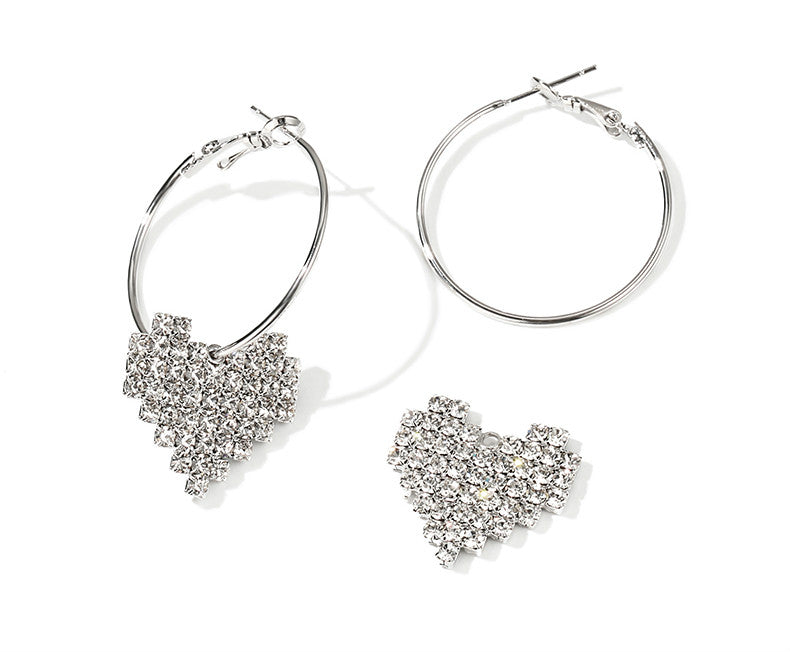 Perfect Hearts Earrings