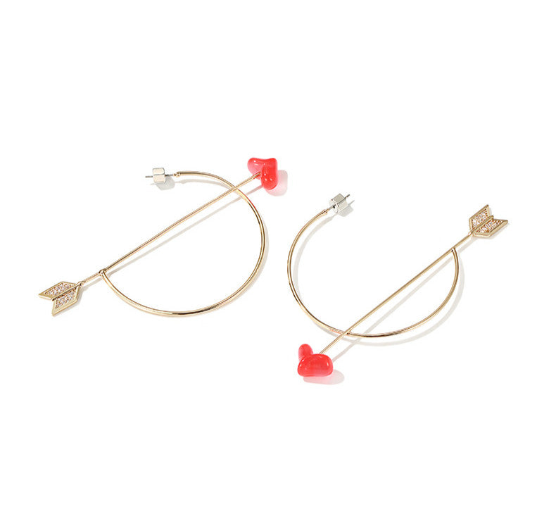 Cupid's Shot Earrings