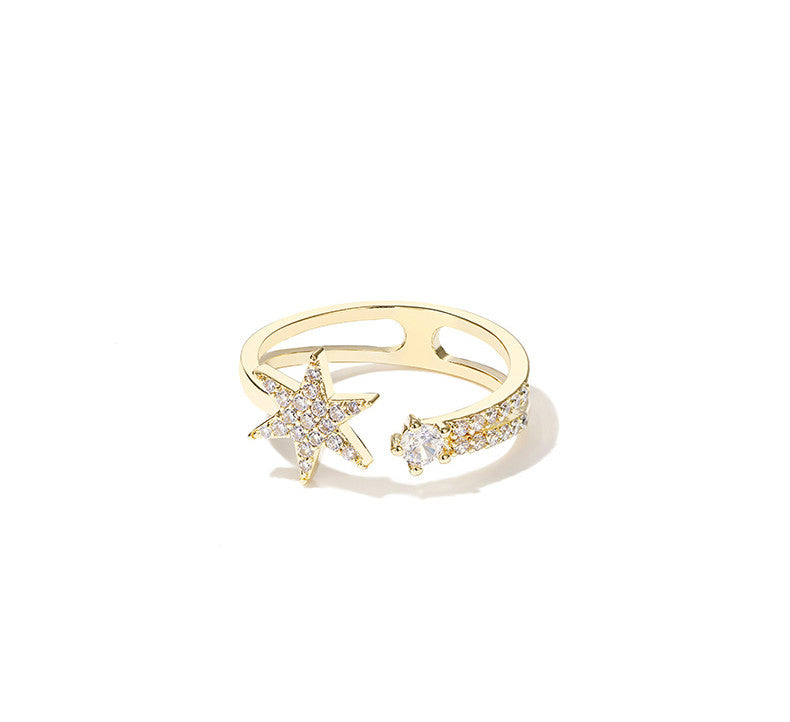 I'm the Star (Adjustable) Ring