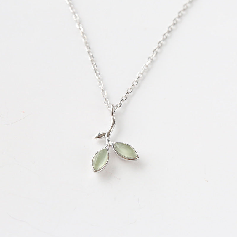 Leaf It Alone Necklace