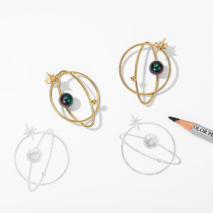 Enter My Orbit Earrings