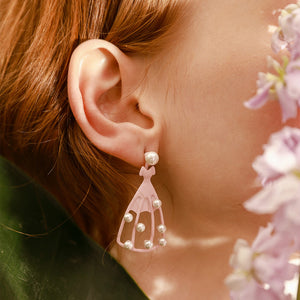 Cinderella at the Ball Earrings