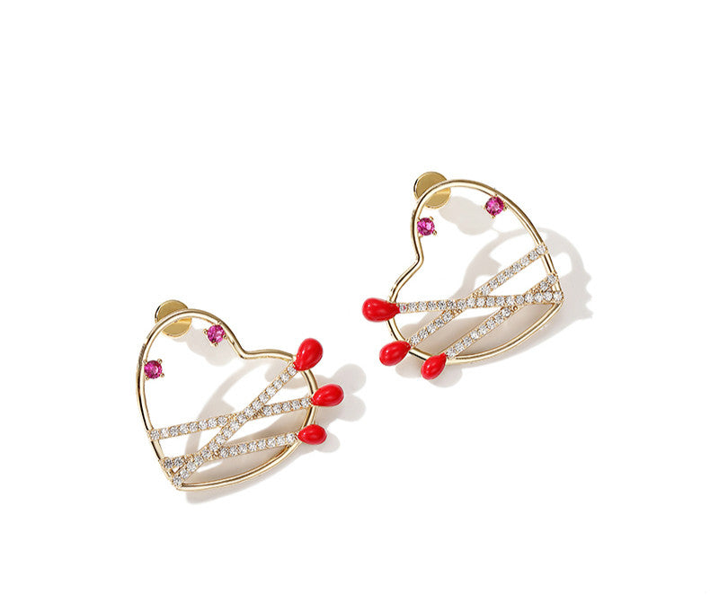 Love You Forever Earrings