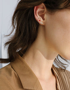 Stack the Deck Earrings