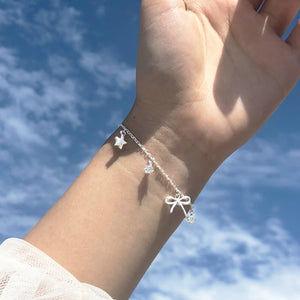 Ribbon of Dreams Bracelet