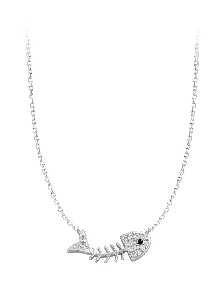 Swimmin' Thru Life Necklace