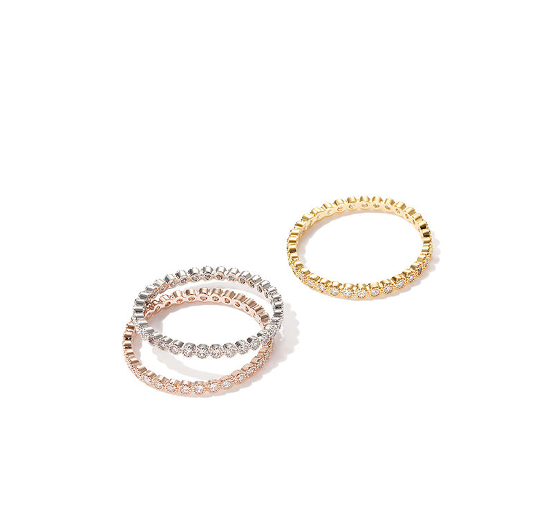 Travelin' Trio Rings