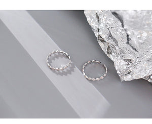 Ring of Diamonds (Adjustable)