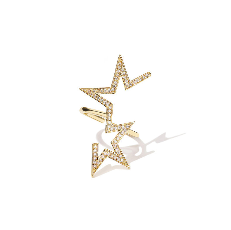 Unparalleled Star Ring (Adjustable)