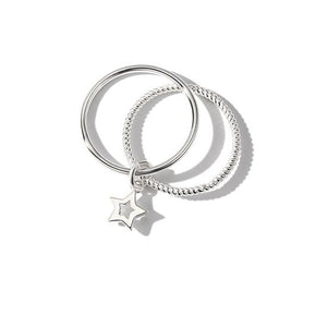 Simplest Star Ring